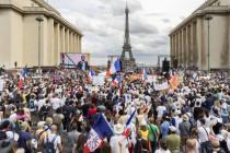 Massenproteste: 160.000 demonstrieren in Frankreich gegen den Impfzwang
