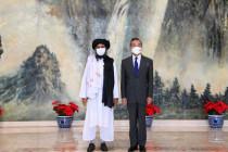 Taliban zu offiziellem Staatsbesuch in China