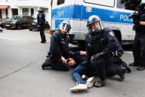 Nach Querdenker-Demo: Kritik an Polizeiübergriffen wächst