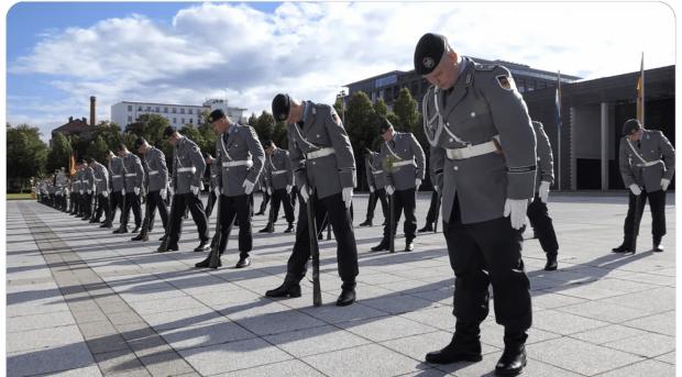 """Das neue Kommando """"Maske ab"""" der Bundeswehr"""