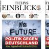 """""""Tichys Einblick""""  – so kommt das gedruckte Magazin zu Ihnen"""