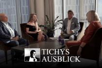 """Tichys Ausblick Talk: """"Umbruch nach der Wahl oder wird einfach weiter gemerkelt?"""""""