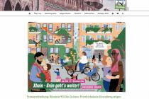Kreuzberger Plakatkampagne: So stellen sich die Grünen die Zukunft vor