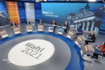 Nichts Neues bei den Spitzenkandidaten der Bundestagsparteien im ÖRR