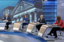Die Kandidaten der Parteien im Assessmentcenter bei ARD und ZDF