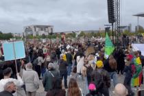 Fridays for Future als Festival – mit Antifa und Enteignungsforderung