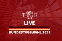 TE-Livesendung zur Bundestagswahl