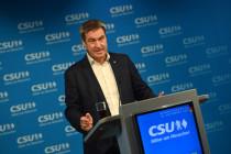 Markus Söder ruft zum Wahlbetrug auf – ein Witz?
