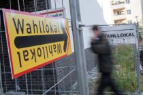 Was in Berliner Wahllokalen am Sonntag passierte