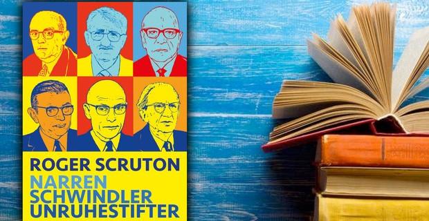 Roger Scruton kritisiert die Meisterdenker des Marxismus