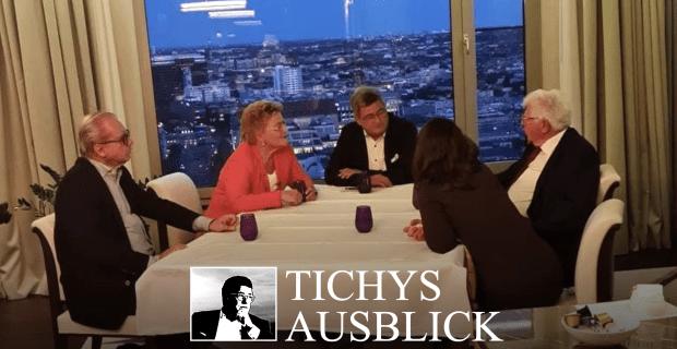 """Tichys Ausblick Talk: """"Partei ohne Programm: Ist die Union noch zu retten?"""""""