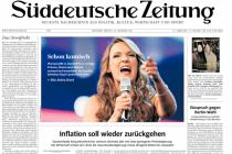 Die Süddeutsche Zeitung weiß, was die Inflation tun soll