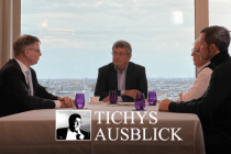 """Tichys Ausblick Talk: """"Alarm für unser Geld: Was droht jetzt nach dem Weidmann-Aus?"""""""