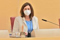 """Bayerischen Landtag abberufen? Landtagspräsidentin nennt Volksbegehren """"Angriff auf die Demokratie"""""""