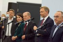 Wie Scholz jetzt doch noch Kanzler einer Rot-Rot-Grünen-Koalition wird