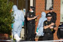 Londoner Polizei: Mord an britischem Abgeordnetem war terroristischer Vorfall