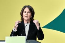 Baerbock gegen Betriebserlaubnis für Ostsee-Pipeline Nord Stream 2