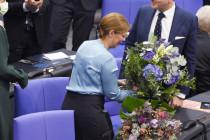Vizepräsidentin Yvonne Magwas: Merkels Geist schwebt jetzt an der Bundestagsspitze